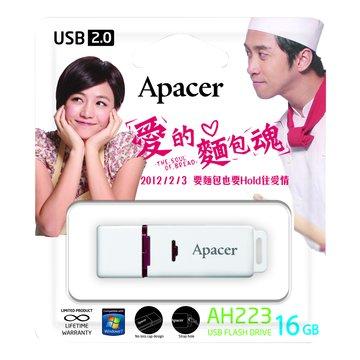 AH223 16GB 陳妍希包裝隨身碟-