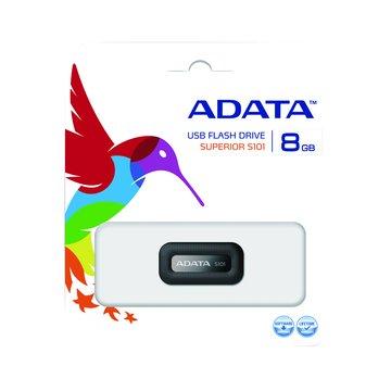 S101 8GB  隨身碟-黑