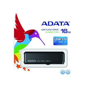 C103  16GB USB3.0   隨身碟-黑