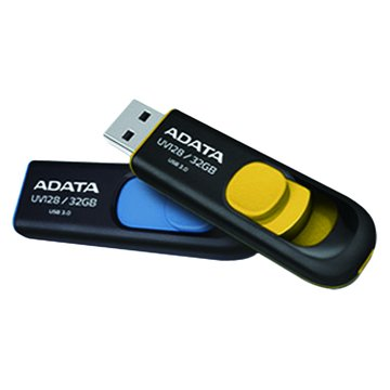 ADATA 威剛 UV128 16GB USB3.0   隨身碟-藍