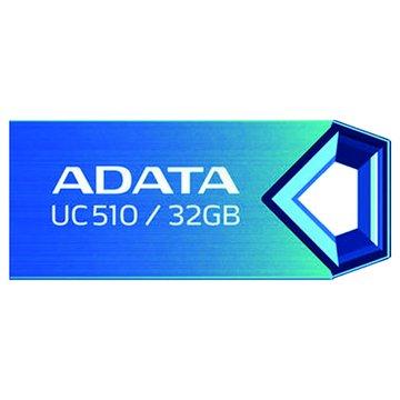 UC510 防水 32GB  隨身碟-藍