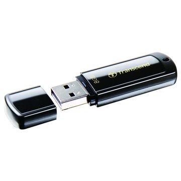 JetFlash 350 8GB  隨身碟-黑