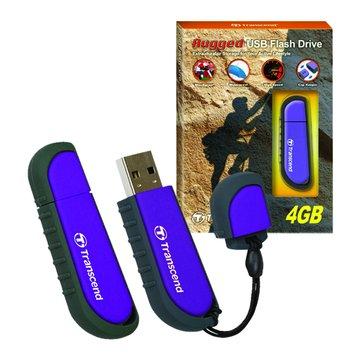JetFlash V70 4GB  隨身碟-藍