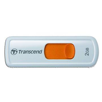 JetFlash 530 2GB  隨身碟-橘