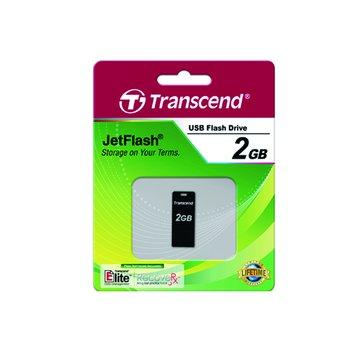 JetFlash T3K 2GB  隨身碟-黑