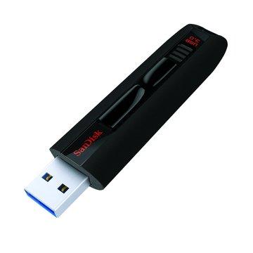 SANDISK Extreme CZ80  16GB USB3.0   隨身碟-黑