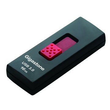 GST300  16GB USB3.0   隨身碟-黑