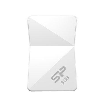 Touch T08 防水 8GB  隨身碟-白