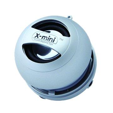 X-mini Ⅱ迷你喇叭 銀色