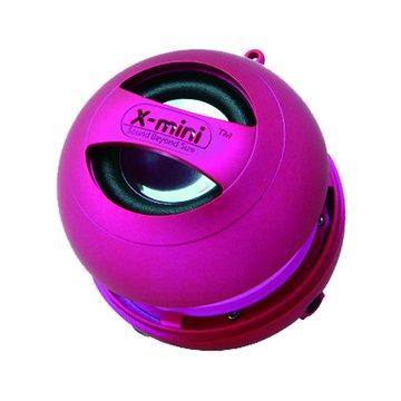 X-mini Ⅱ迷你喇叭 粉紅色