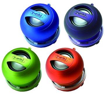 X-mini Ⅱ迷你喇叭 藍色