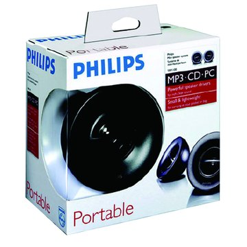 Philips 便攜式喇叭系統