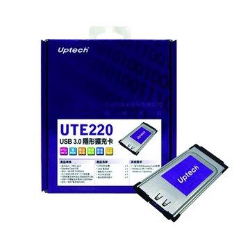 UTE220 1埠USB3.0擴充卡Express Card