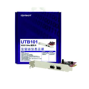 Uptech  UTB101 IEEE1394a擴充卡