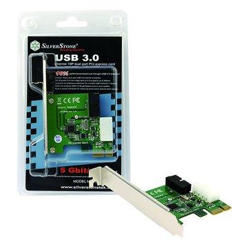 EC01 USB3.0 2埠擴充卡PCI-e