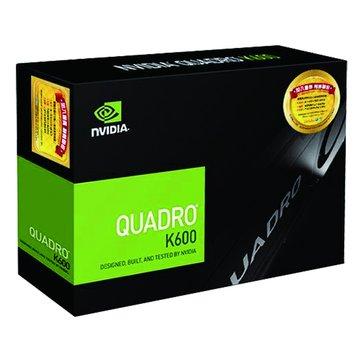 Quadro K600  1GB  DDR3繪圖卡