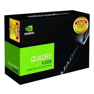 Quadro K2000 2GB  DDR5 繪圖卡