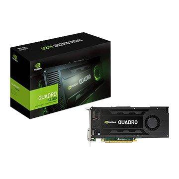 NVIDIA Quadro K4200 4GB GDDR5繪圖卡