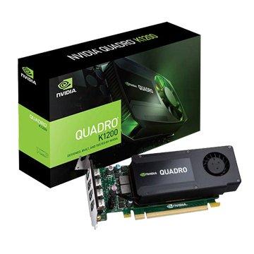 NVIDIA Quadro K1200 4GB (DVI)繪圖卡