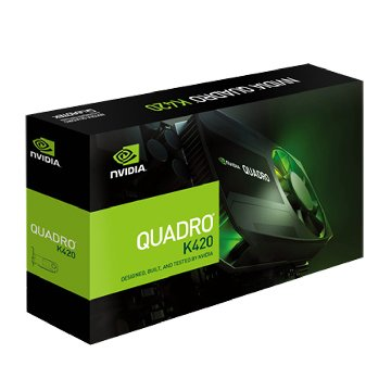 NVIDIA Quadro K420 2G 繪圖卡