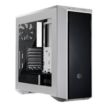 COOLER MASTER 訊凱科技 MasterBox 5 S2白色特仕版(透明壓克力