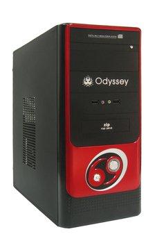 UL-1007 2大1小/黑紅 電腦機殼(福利品出清)