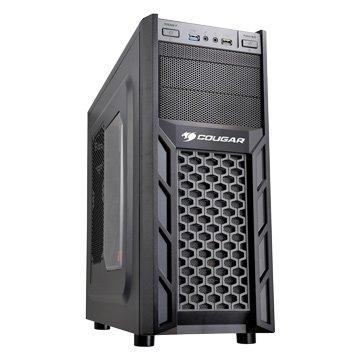 HEC 偉訓 COUGAR Solution2 /2大6小 電腦機殼