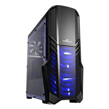 Superchannel 視博通 未來戰士/ 1大 / 黑色 電腦機殼
