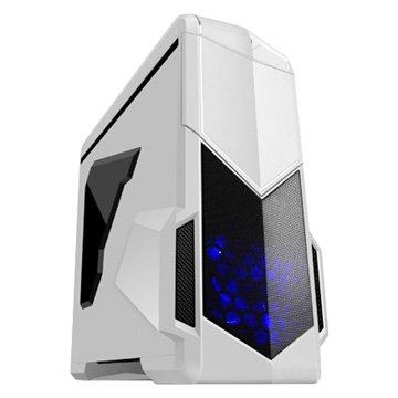 SAMA 先馬 影子戰士/三大/白色 電腦機殼