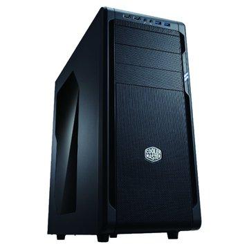 COOLER MASTER 訊凱科技 N500 3大4小/豪華版/黑化透側 機殼NSE-500-KWN3
