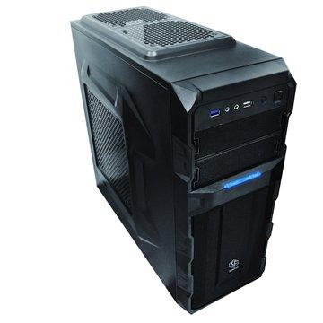SUNFAR 順發 6806B 2大/黑 電腦機殼(福利品出清)