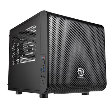 Core V1/Mini-ITX 迷你型電腦機殼(福利品出清)