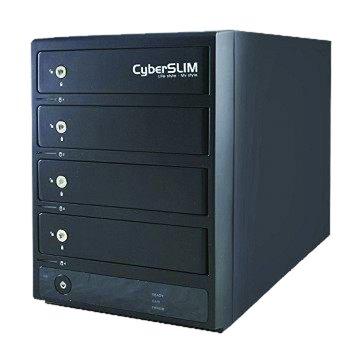 """S84-U3S 3.5""""四層磁碟陣列外接座"""