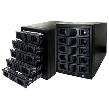 35D-U3ES5R 5槽外接盒USB3.0+eSATA