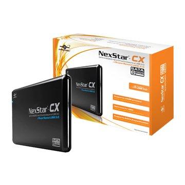 """NST-206S3-BK  SATAIII 2.5""""外接盒USB3.0"""