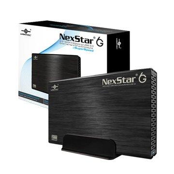 """NST-366S3-BK SATA 3.5""""外接盒USB 3.0"""