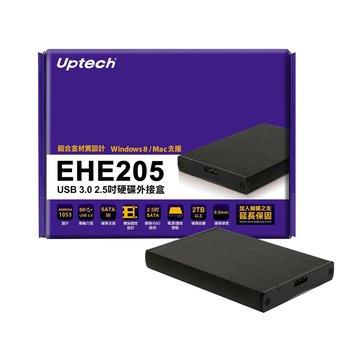 """Uptech  EHE205 USB3.0 2.5""""硬碟外接盒"""