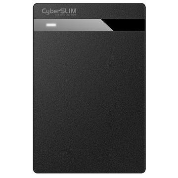 "V25U3 2.5""(黑)硬碟外接盒USB3.0"