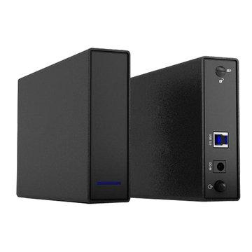 """S80PLUS 2.5/3.5""""硬碟外接盒USB3.0"""