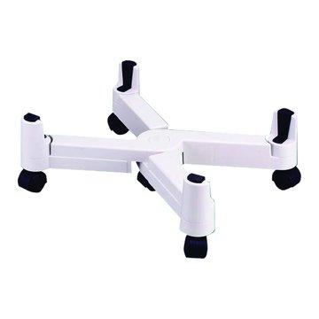 KTNET 廣鐸 十字型主機立架-白色
