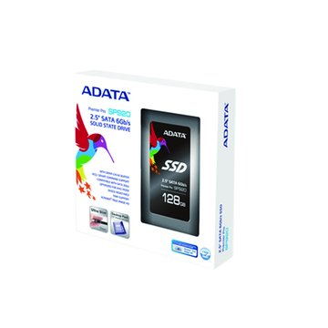 ADATA 威剛 SP920 128G SATA3 SSD-五年