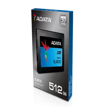 SU800 512G SATA 3D TLC SSD-三年
