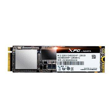 ADATA 威剛 SX8000 256G M.2 PCIe MLC SSD-5年