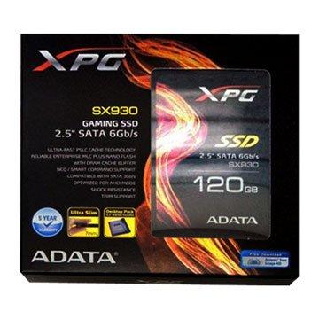 SX930 120G SATA3 SSD-5年