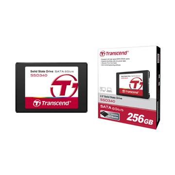 340 256G SATA3 SSD