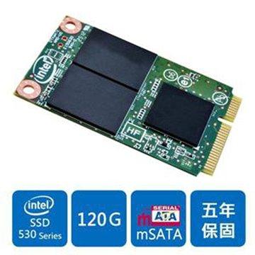 120G/530/mSATA SSD