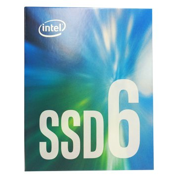 INTEL 英代爾 600P 256G  M.2 PCIe TLC SSD-5年