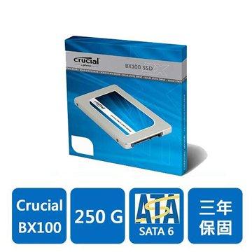BX100 250G SATA3 SSD