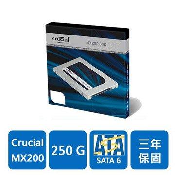 MX200 250G SATA3 SSD