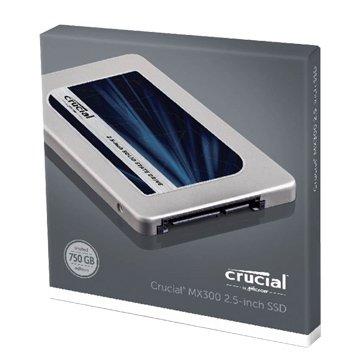 MX300 750G SATA3 SSD